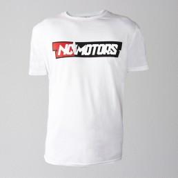 Футболка Nomotors (Белый)