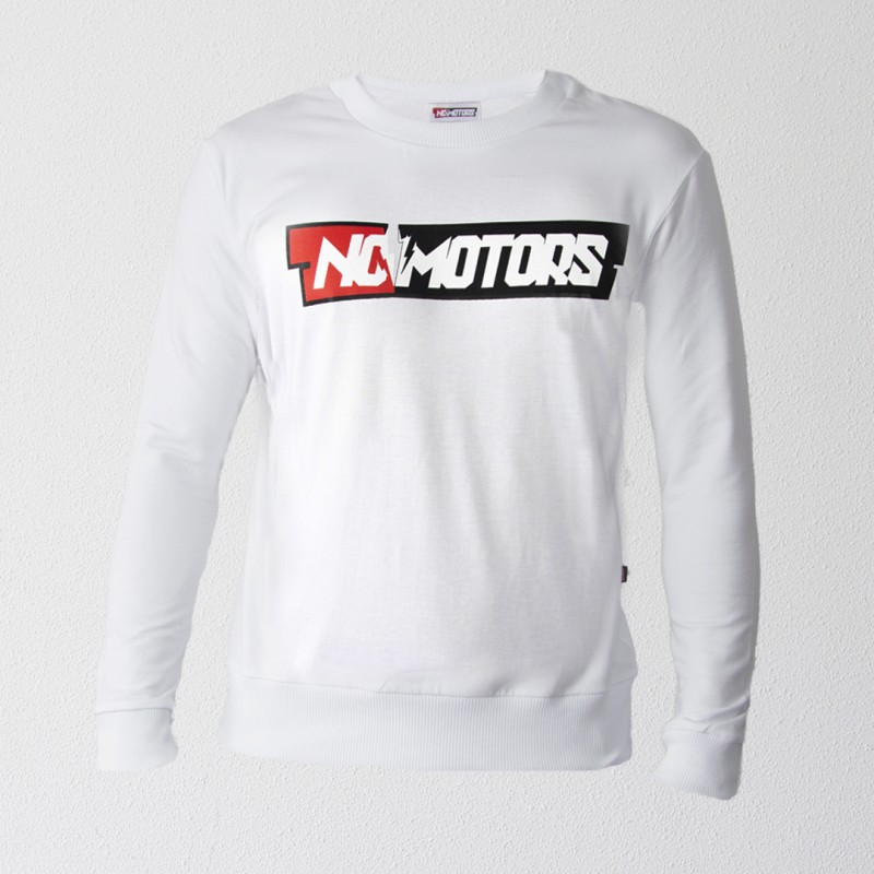 Свитшот Nomotors (Белый)