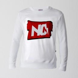 Свитшот NO (Белый)